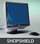 ShopShield™ Monitor Cover