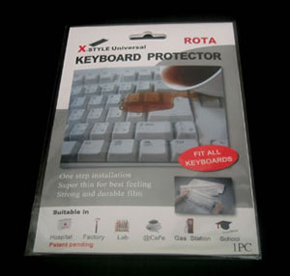 Keyboard Dust Covers Single Pack