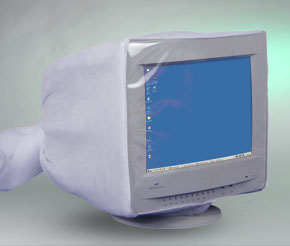 ShopShield™ CRT Monitor Cover