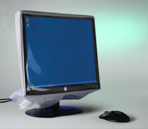 ShopShield™ LCD Monitor Cover